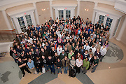 Student Affairs & Dining Services: Student Workers & Staff Group Photo in Baker Center
