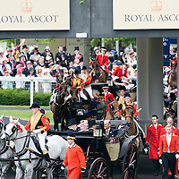Ascot  ENGLAND  June 17th Royal Ascot 2008 gets of to a flying start with top quality international fields lining up to contest the first three races on Tuesday.