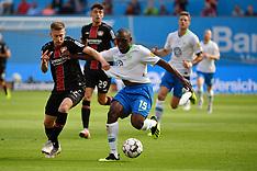 Bayer 04 Leverkusen v VFL Wolfsburg - 01 Sept 2018