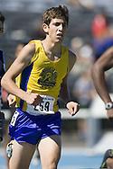 Malette, John Paul competing in the junior boys 1500m at the 2007 OTFA Junior-Senior Championships in Ottawa.