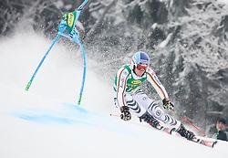 Fritz Dopfer of Germany competes during 1st run of Men's GiantSlalom race of FIS Alpine Ski World Cup 57th Vitranc Cup 2018, on March 3, 2018 in Kranjska Gora, Slovenia. Photo by Ziga Zupan / Sportida