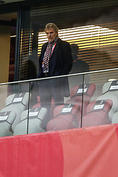 October 8, 2017 - Warsaw, Poland - Head of the Polish Football Association Zbigniew Boniek  during Poland and Montenegro World Cup 2018 qualifier match in Warsaw, Poland, on 8 October 2017. POLAND won 4-2 and take on their World Cup 2018 qualifier. (Credit Image: © Foto Olimpik/NurPhoto via ZUMA Press)