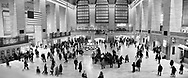 Panorama of the main hall at Grand Central Terminal