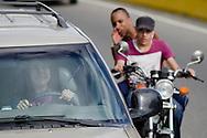 Foto fija del  rodaje de la película  La Distancia más larga, dirigida por Claudia Pinto..Caracas 02-02-2012.