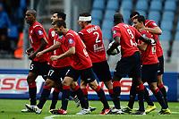FOOTBALL - FRENCH CHAMPIONSHIP 2010/2011 - L1 - LILLE OSC v OGC NICE - 29/08/2010 - PHOTO GUY JEFFROY / DPPI - JOY LILLE