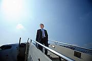 Milano, aereporto di Linate , presidente SEA Giuseppe BONOMI