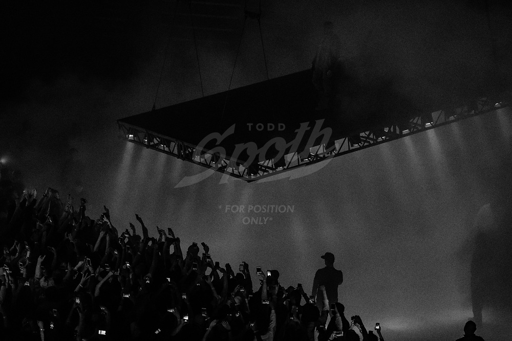 KANYE WEST - SAINT PABLO TOUR - SEPTEMBER 20TH, 2016 - TOYOTA CENTER -HOUSTON, TEXAS <br />