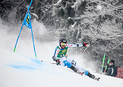 Samu Torsti of Finland competes during 1st run of Men's GiantSlalom race of FIS Alpine Ski World Cup 57th Vitranc Cup 2018, on March 3, 2018 in Kranjska Gora, Slovenia. Photo by Ziga Zupan / Sportida