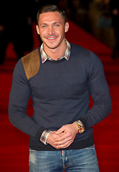 Kirk Norcross  arrives for the Run For Your Wife - UK film premiere Odeon -Leicester Sq- London Brit comedy about a happily married man - with two wives, Tuesday  February 5, 2013. Photo: Andrew Parsons / i-Images