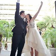 Kristian & Meghan Wedding Samples   Maison Dupuy Courtyard   1216 Studio Wedding Photography