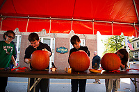 Pumpkin Fest activities around Lakes Region.    Karen Bobotas for the Laconia Daily Sun