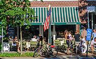 Sant Ambroeus Restaurant, Main Street, Southampton, NY