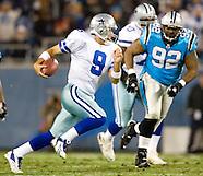 20071222 NFL Cowboys v Panthers