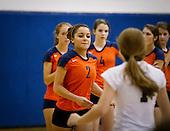 Madison JV Volleyball vs Clarke