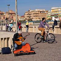 Lido di Ostia, il mare di Roma