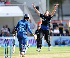 Dunedin-Cricket, New Zealand v Sri Lanka, 5th ODI