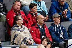 KOENLE Marc (Mannschaftstierarzt), THEODORESCU Monica (Bundestrainer Dressur GER), KELLER Flora (Pferdebesitzer), HILBERATH Jonny (Co Bundestrainer Dressur GER), WERNDL Benjamin (GER)<br /> Göteborg - Gothenburg Horse Show 2019 <br /> FEI Dressage World Cup™ Final I<br /> Int. dressage competition - Grand Prix de Dressage<br /> Longines FEI Jumping World Cup™ Final and FEI Dressage World Cup™ Final<br /> 05. April 2019<br /> © www.sportfotos-lafrentz.de/Stefan Lafrentz
