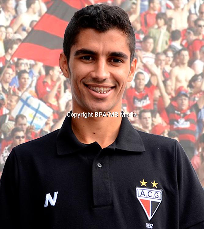 Brazilian Football League Serie A / <br /> ( Atletico Clube Goianiense ) - <br /> Jorge de Moura Xavier - Jorginho