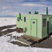 Scott Base & Hut A