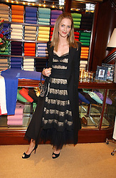 TRINNY WOODALL at a party at Ralph Lauren, Bond Street, London in support of the NSPCC's Full Stop campaign on 21st March 2006.<br /><br />NON EXCLUSIVE - WORLD RIGHTS