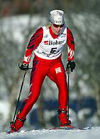 Langrenn, 22. november 2003, Verdenscup Beitostølen,  Sara Svendsen, Norge