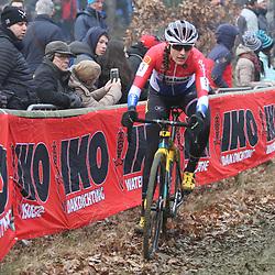 01-01-2020: Wielrennen: DVV trofee veldrijden: Baal:Lucinda Brand