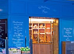 Paris, France:  Boulangerie (bakery)