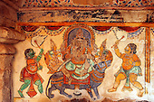 India. Thanjavur Temple in Tamil Nadu