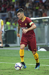 July 20, 2018 - Frosinone, Lazio, Italy - Diego Perotti during the Pre-Season Friendly match between AS Roma and Avellino at Stadio Benito Stirpe on July 20, 2018 in Frosinone, Italy. (Credit Image: © Silvia Lore/NurPhoto via ZUMA Press)
