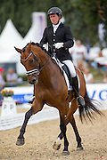 Jim Rasmussen - Samba King 2<br /> FEI World Breeding Dressage Championships for Young Horses 2012<br /> © DigiShots