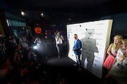 May 23, 2014: Monaco Grand Prix: Eddie Irvine (GBR) at the Amber Lounge Fashion Show.