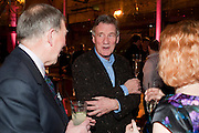MICHAEL PALIN, Orion Authors' Party,  Royal Opera House, Covent Garden, London. 15 February 2011. <br /> -DO NOT ARCHIVE-© Copyright Photograph by Dafydd Jones. 248 Clapham Rd. London SW9 0PZ. Tel 0207 820 0771. www.dafjones.com.