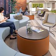 Interior of Kaiser Behavioral Health Fairfeild,, CA
