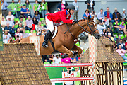 McLain Ward - Rothchild<br /> Alltech FEI World Equestrian Games™ 2014 - Normandy, France.<br /> © DigiShots