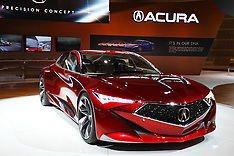 Acura Rights Managed Stock Images