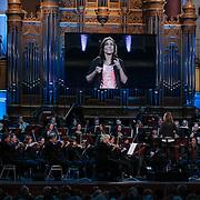 NLD/Haarlem/20121002- Opname AVRO's programma Maestro, Brecht van Hulten