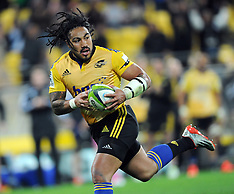 Wellington-Super Rugby, Hurricanes v Chiefs