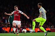 Arsenal V FC Koln 14/09/2017