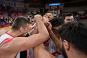 Pallacanestro Varese v Filou Oostende - FIBA Europe Cup<br /> FIBA Europe Cup 2018/2019<br /> Quarti di finale FIBA Europe Cup - <br /> Varese 27 March 2019<br /> Foto Mattia Ozbot / Ciamillo-Castoria