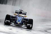 October 8, 2015: Russian GP 2015: Marcus Ericsson, Sauber Ferrari