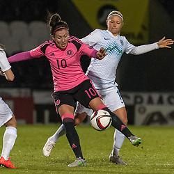 Scotland v Slovenia  | Women's Euro 2017 Qualifier | 8 April 2016