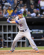 CHICAGO - JULY 31:  Todd Frazier #21 of the New York Mets bats against the Chicago White Sox on July 31, 2019 at Guaranteed Rate Field in Chicago, Illinois.  (Photo by Ron Vesely)  Subject:   Todd Frazier