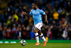 Raheem Sterling of Manchester City - Mandatory by-line: Robbie Stephenson/JMP - 26/11/2019 - FOOTBALL - Etihad Stadium - Manchester, England - Manchester City v Shakhtar Donetsk - UEFA Champions League Group Stage