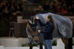 Werth Isabell, GER, Emilio<br /> World Dressage Masters<br /> CHI de Genève 2016<br /> © Hippo Foto - Dirk Caremans<br /> 10/12/2016
