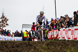 Marianne Vos (NED), Women, Cyclo-cross World Cup Hoogerheide, The Netherlands, 25 January 2015, Photo by Thomas van Bracht / PelotonPhotos.com