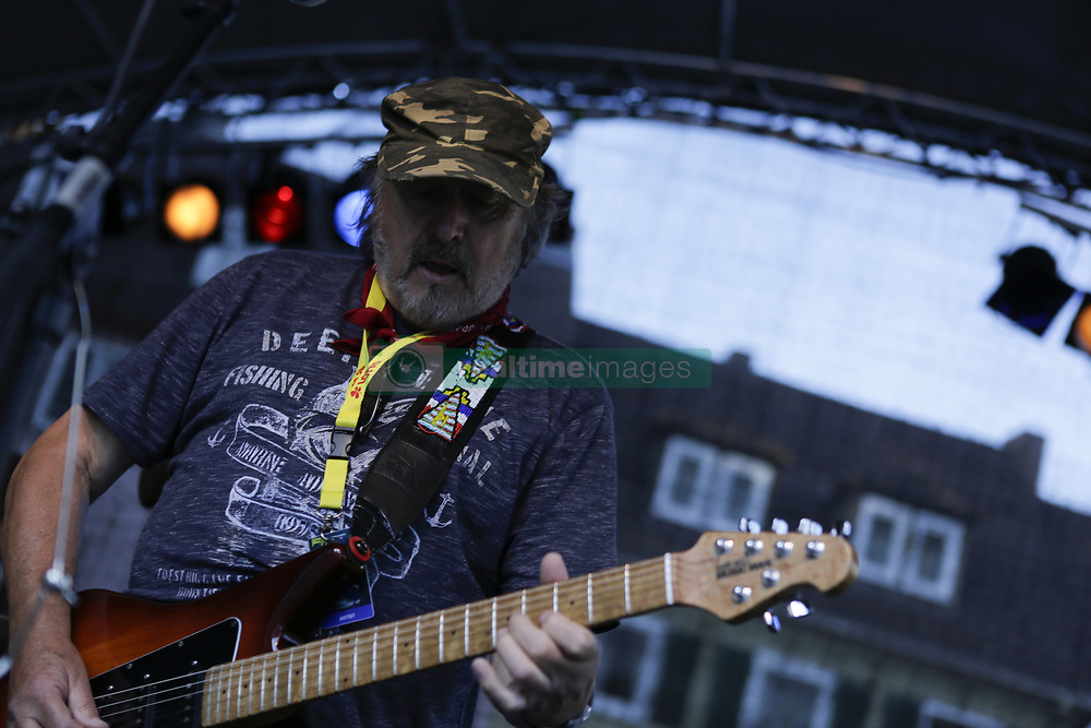 June 18, 2017 - Worms, Rhineland-Palatinate, Germany - Miller Anderson performs live on stage at the 2017 Jazz and Joy Festival in Worms. (Credit Image: © Michael Debets/Pacific Press via ZUMA Wire)