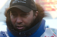 Photographs of John Baker's 2011 Iditarod run. Nome. Stephen Nowers/Alaska Dispatch.