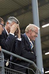 Becker, Otto (GER);<br /> Engemann, Heinrich-Hermann (GER) <br /> Aachen - CHIO 2017<br /> © www.sportfotos-lafrentz.de/Stefan Lafrentz