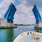 Miami Florida Intracoastal Waterway