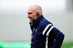 John Muldoon (Forwards Coach) in action as Bristol Bears start to use their new almost completed Training centre - Rogan/JMP - 08/07/2020 - RUGBY UNION - Beggar Bush Lane - Bristol, England.